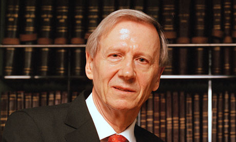 영국의 사회학자 앤서니 기든스