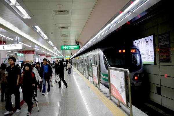 지하철 모습(사진=대구시)