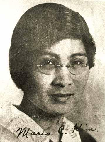 김 마리아