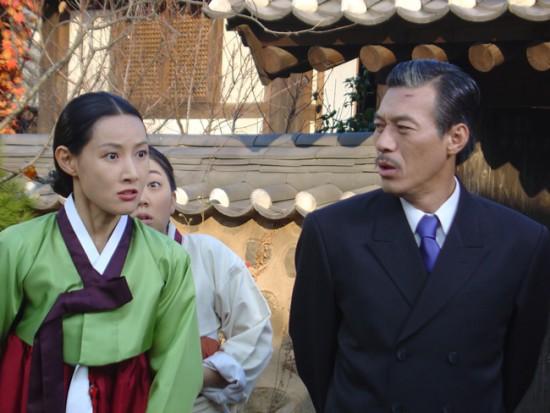 드라마 의 조준구(오른쪽)