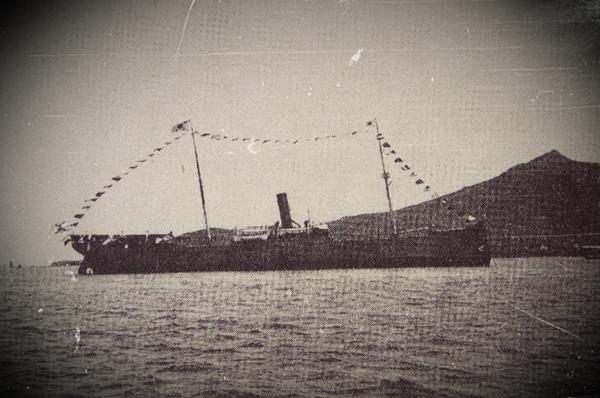 조선 최초의 근대식 군함(?) 양무호