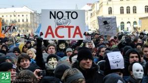 온라인 저자권 반대 행동