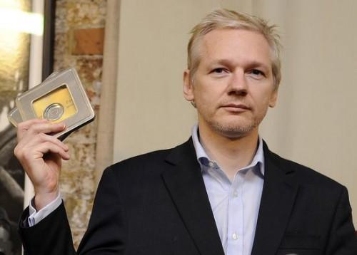 위키리크스를 만든 줄리안 어산지