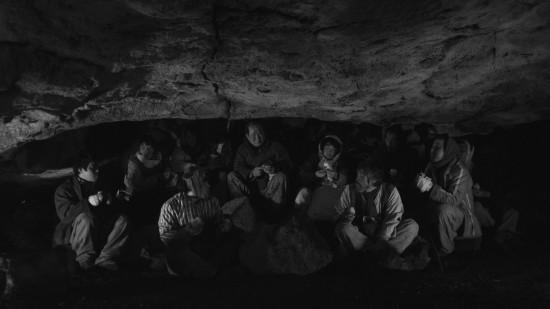 관악지역에서 공동체 상영을 추진하고 있는 '지슬'의 한 장면