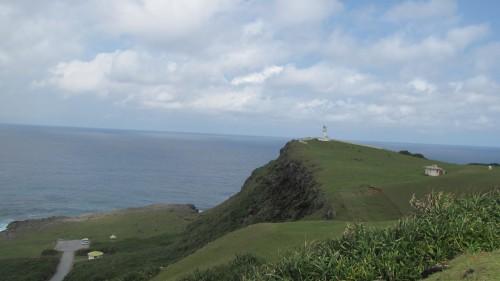 그림1  오키나와에서 500킬로 남서쪽에 작은 섬 요나구니가 있다
