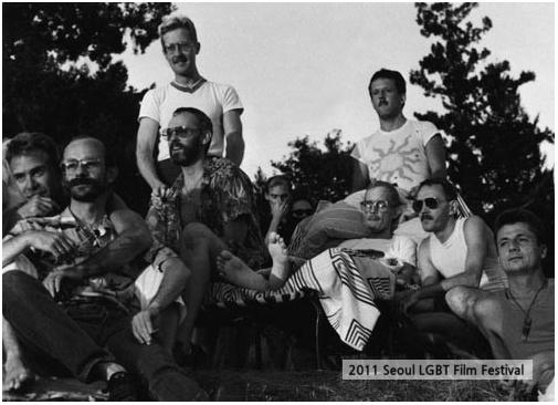 2011년 LGBT영화제의 한 작품 사진