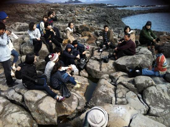 강정평화학교 페이스북의 사진