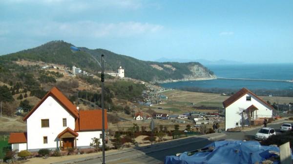 한국 남해의 독일인 마을. 파독간호사들과 독일인 남편이 귀국하여 사는 곳이기도 하다