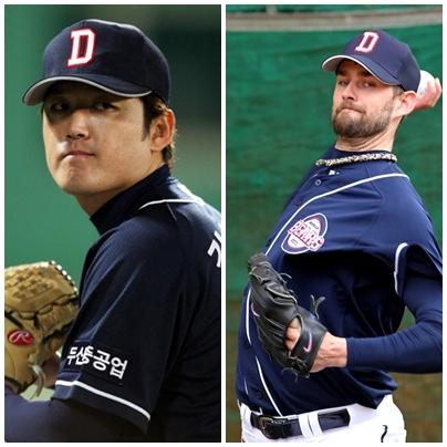 김선우와 니퍼트