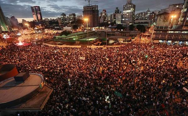 상파울로 시위