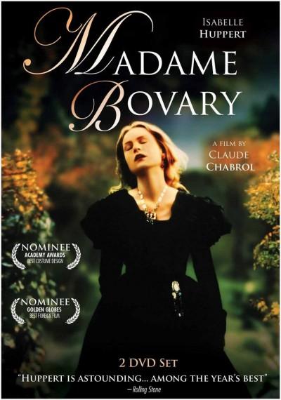 영화 '보바리 부인'의 포스터