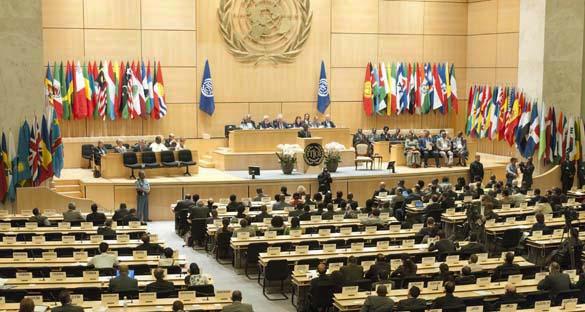 IL0회의 모습(사진=ILO)
