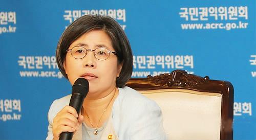 김영란 전 국민권익위원장
