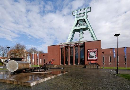 보쿰의 광산박물관 모습(위키피디아)