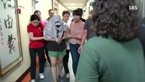 인천 과외교사 10대 제자 상해치사 사건의 방송화면 캡처