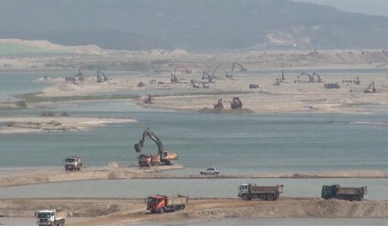 ▲ 2010년 여름 낙동강 모습