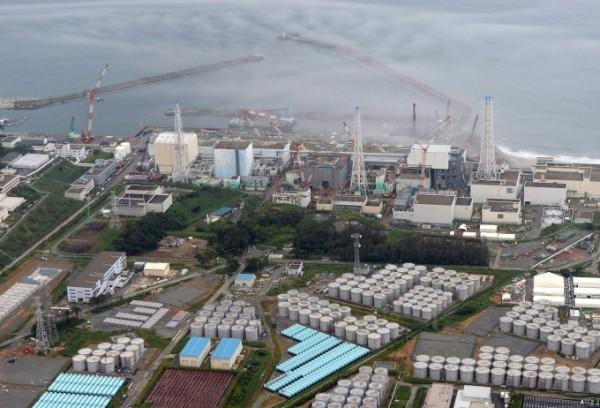 후쿠시마 원전의 모습