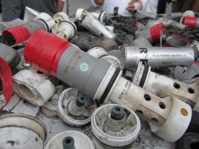 바레인 최루탄