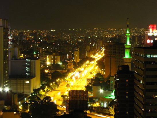 베네수엘라의 수도 카라카스의 모습(위키)