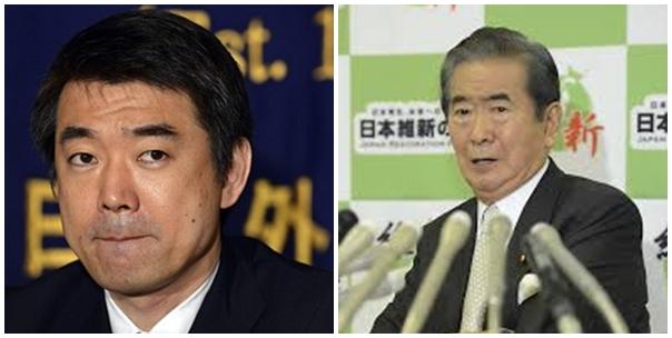 일본 유신회 대표