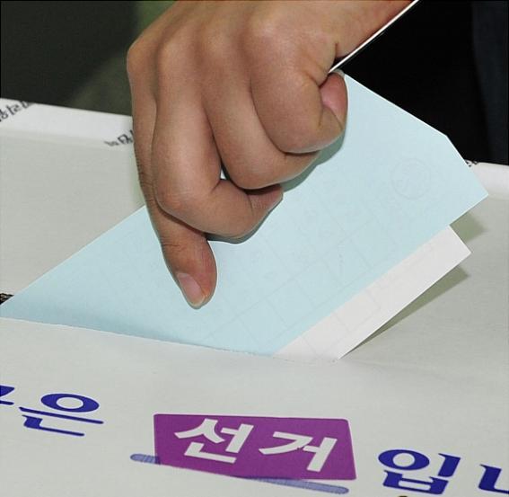 투표 참여