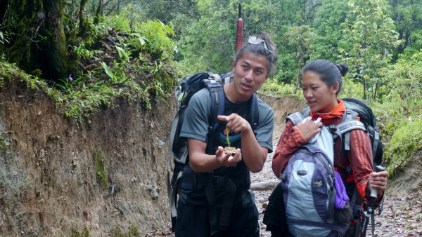 포터 다푸티를 가르치는 라마 (1)