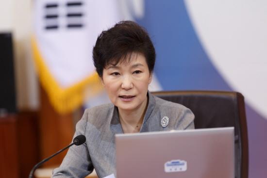 박근혜 지지율