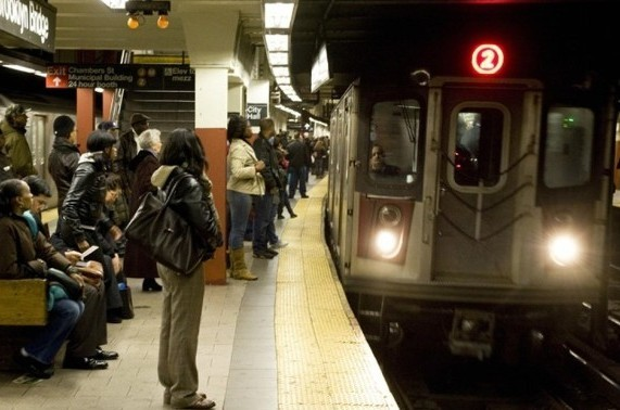 미국 지하철