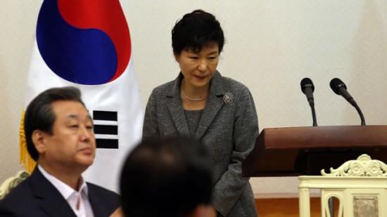 박근혜-찌라시