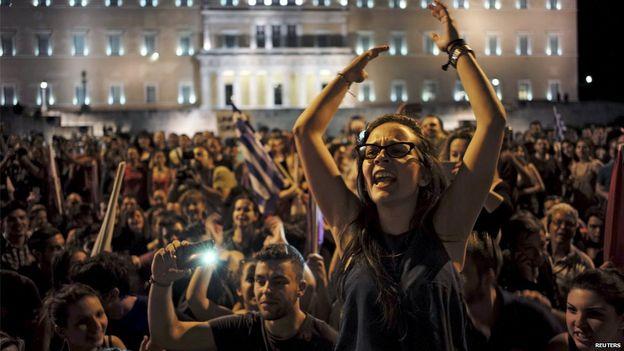그리스 국민투표