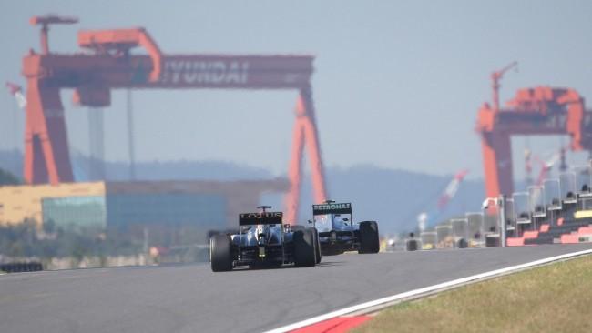 F1 경기 모습 자료사진