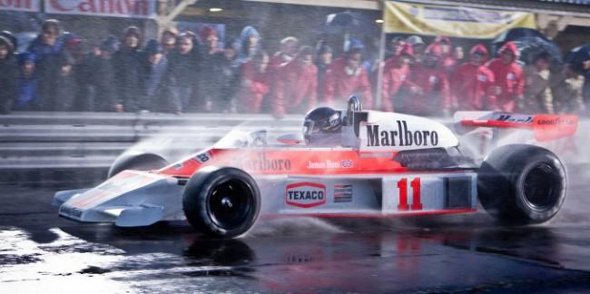 F1을 다룬 영화 '러시'의 한 장면