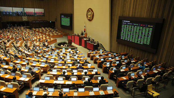 테러방지법 본회의