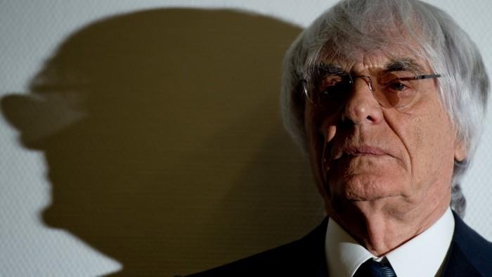 F1을 지배하고 있는 85세의 버니 에클스톤