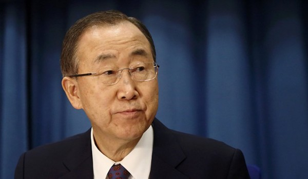 반기문 유엔 사무총장
