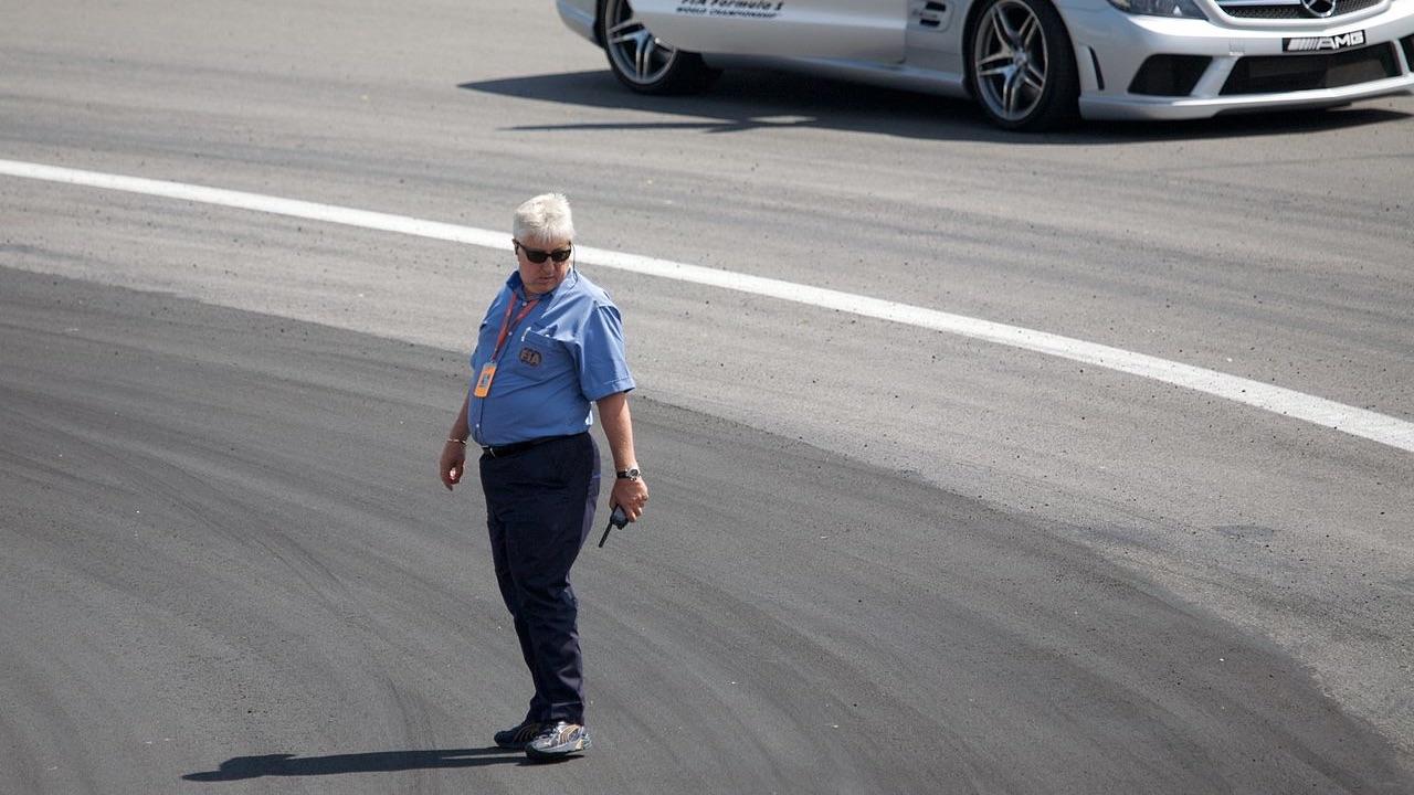 F1을 주관하는 FIA의 기술 실무 책임자였던 허비 블래시
